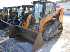 Crawler Loader For Sale 2015 Case TR310 , 74 HP