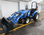 Tractor For Sale: 2014 New Holland Boomer33, 33 HP