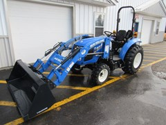 Tractor For Sale:  2014 New Holland Boomer33 , 33 HP
