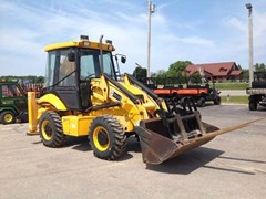 Wheel Loader For Sale 2014 JCB 2CX , 55 HP