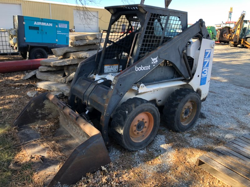 1994 Bobcat 773 Skid Steer For Sale