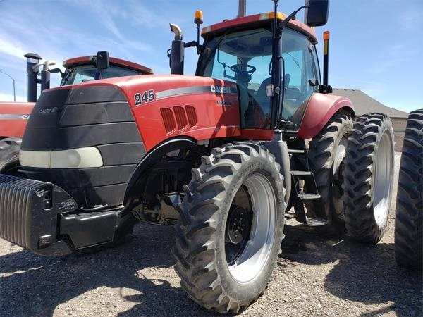 2007 Case IH MAGNUM 245 Tractor For Sale