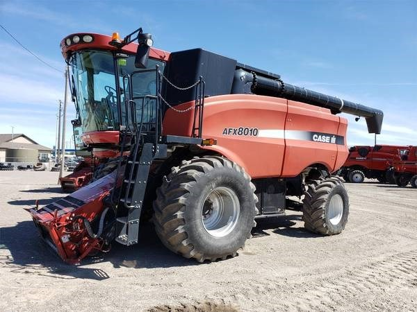 2005 Case IH 8010 Combine For Sale