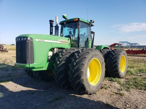 2004 John Deere 9420 Tractor For Sale