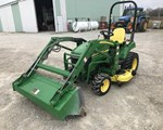 Tractor For Sale2010 John Deere 2305, 24 HP