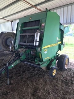 Baler-Round For Sale 2009 John Deere 458 Silage Special