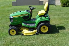 Riding Mower For Sale 2018 John Deere X738 , 25 HP
