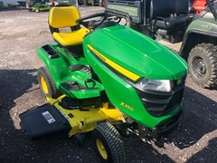 Riding Mower For Sale 2019 John Deere X350