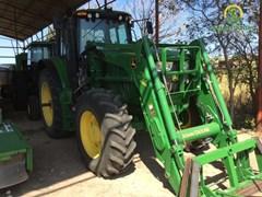 Tractor For Sale: 2015 John Deere 6150M, 150 HP