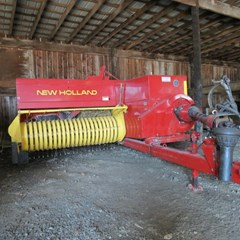 Baler-Square For Sale 2002 New Holland 570