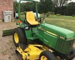 Tractor For Sale1995 John Deere 855, 19 HP