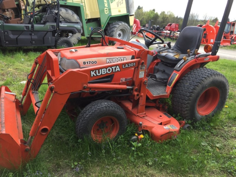 1995 Kubota B1700HSD Tractor For Sale