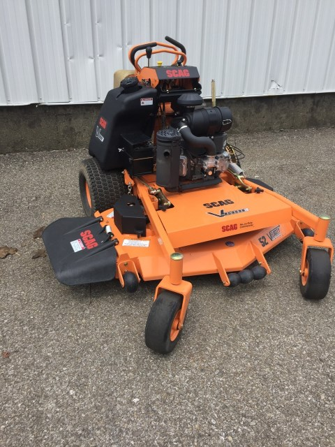 Scag SVR52V-23FX Zero Turn Mower For Sale