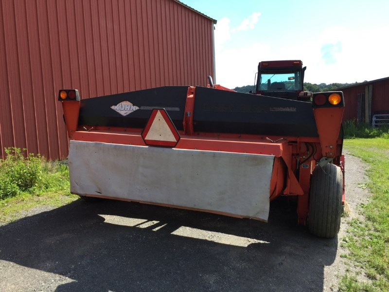 2011 Kuhn FC353GC Mower Conditioner For Sale