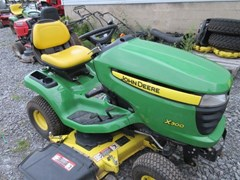 Lawn Mower For Sale 2012 John Deere X300 , 18 HP