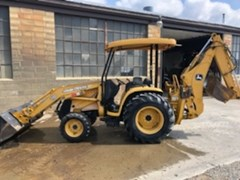 Loader Backhoe For Sale 2003 John Deere 110 , 41 HP
