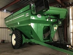 Grain Cart For Sale J & M 1151 22D