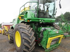 Forage Harvester-Self Propelled For Sale 2017 John Deere 8600