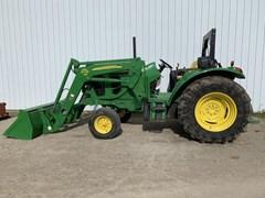 Tractor For Sale 2011 John Deere 6230 , 75 HP