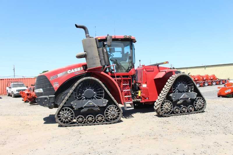 2016 Case IH STEIGER 500RT Tractor For Sale