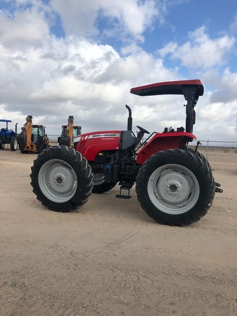 2018 Massey Ferguson 4610M HC Tractor For Sale