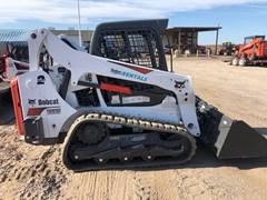 Skid Steer-Track  Bobcat T595 T4