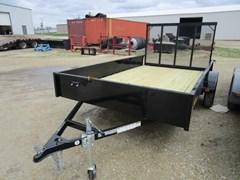 Utility Trailer For Sale 2018 Midsota Manufacturing, Inc. NOVA  UT8312-Black-3.5K