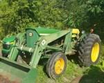 Tractor For Sale: John Deere 2030, 60 HP