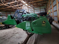 Header-Auger/Flex For Sale 2007 John Deere 630F