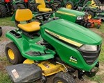 Riding Mower For Sale: 2015 John Deere X300, 18 HP