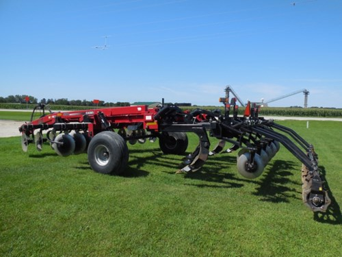 Disk Ripper For Sale:  2009 Case IH 530C