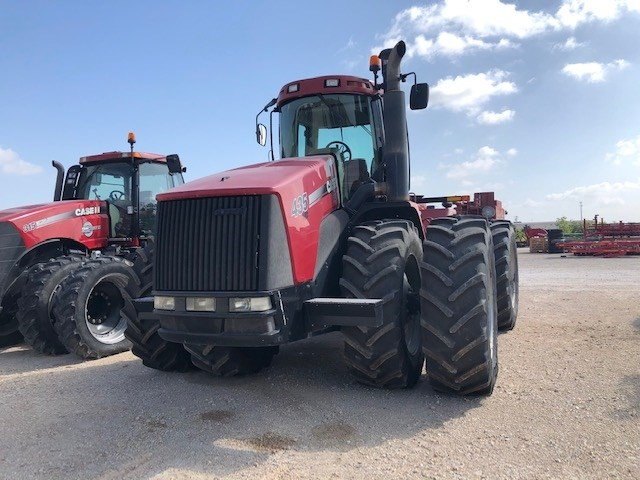 2009 Case IH Steiger 435 Tractor For Sale