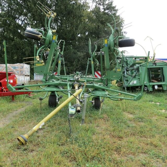 2018 Krone KW552T Tedder For Sale