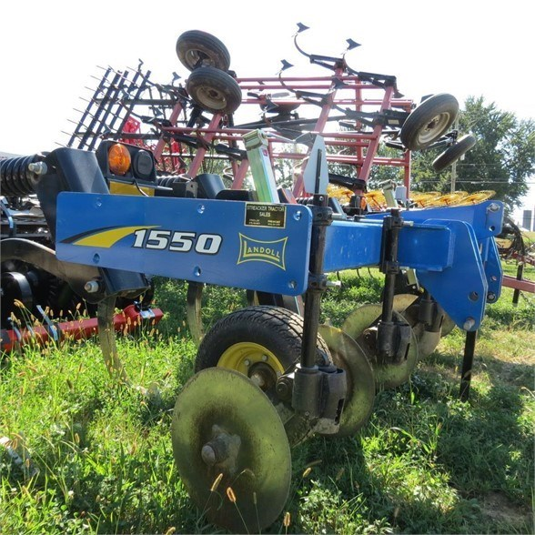 2010 Landoll 1550 Rippers For Sale
