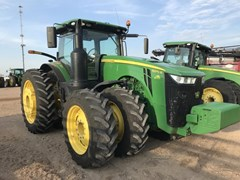 Tractor For Sale: 2017 John Deere 8370R, 370 HP