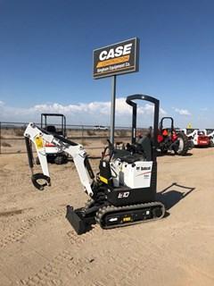 Excavator-Track  Bobcat E10 T4
