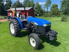 Tractor For Sale 2007 New Holland TT60A , 56 HP