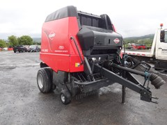 Baler-Round For Sale 2015 Kuhn VB2160