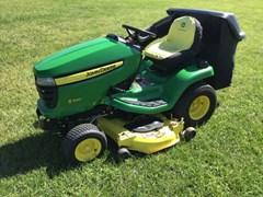 Riding Mower For Sale 2011 John Deere X320 , 22 HP