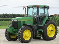 Tractor For Sale 2002 John Deere 7810 , 175 HP