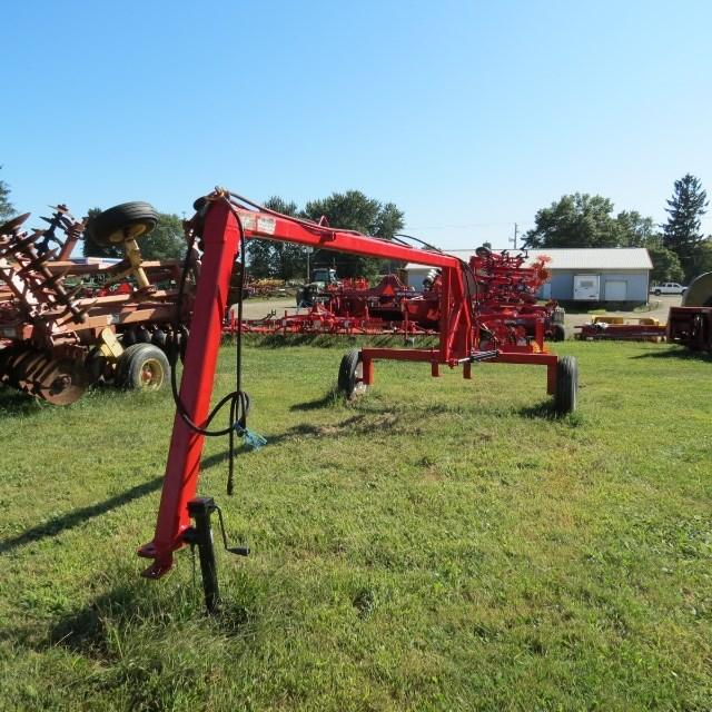 New Idea 4111 Hay Rake-Hitch For Sale