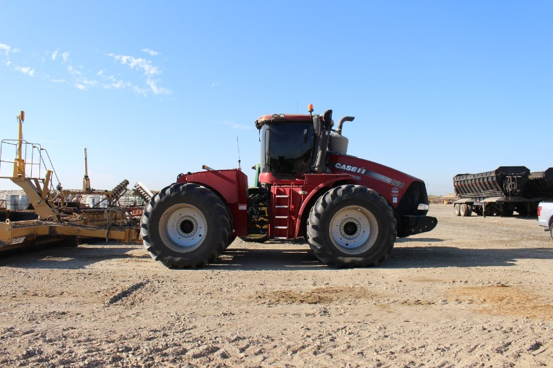 Case IH STEIGER 580 Tractor For Sale