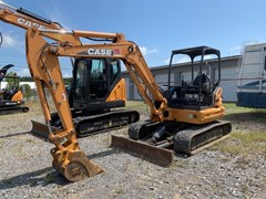 Excavator-Mini For Sale 2015 Case CX55B