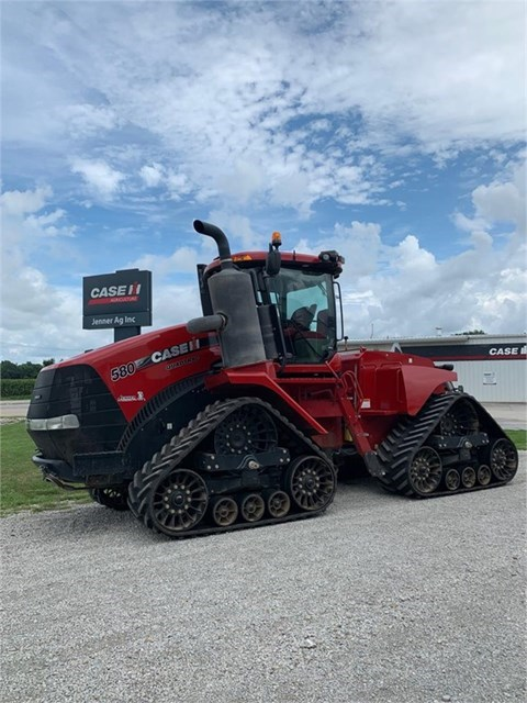 2015 Case IH STEIGER 580 QUADTRAC Tractor For Sale