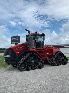 Tractor For Sale 2015 Case IH STEIGER 580 QUADTRAC , 580 HP