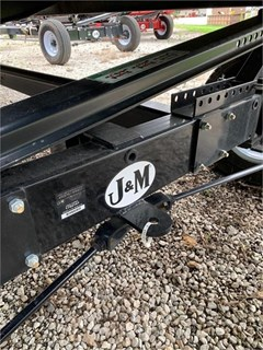 Header Trailer For Sale 2017 J & M 4WS17-48