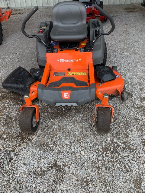 2018 Husqvarna Z254 Zero Turn Mower For Sale