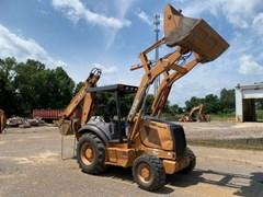 Loader Backhoe For Sale 2002 Case 580SM