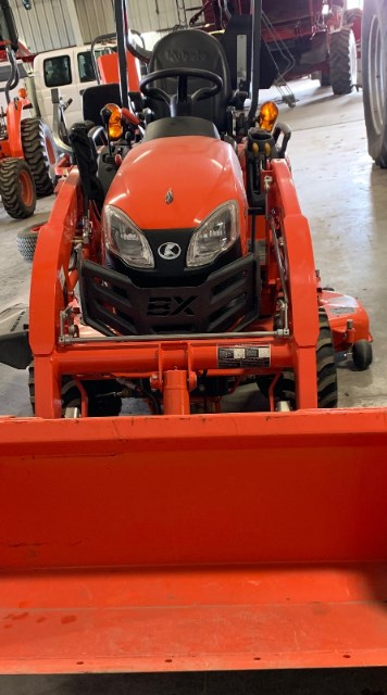 2017 Kubota BX2680RV60 Tractor - Compact For Sale