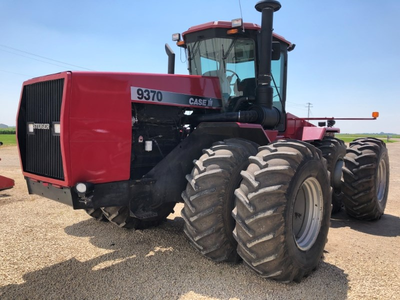 1997 Case IH 9370 Tractor For Sale
